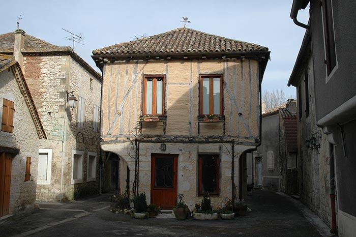 La 'Maison Champignon'