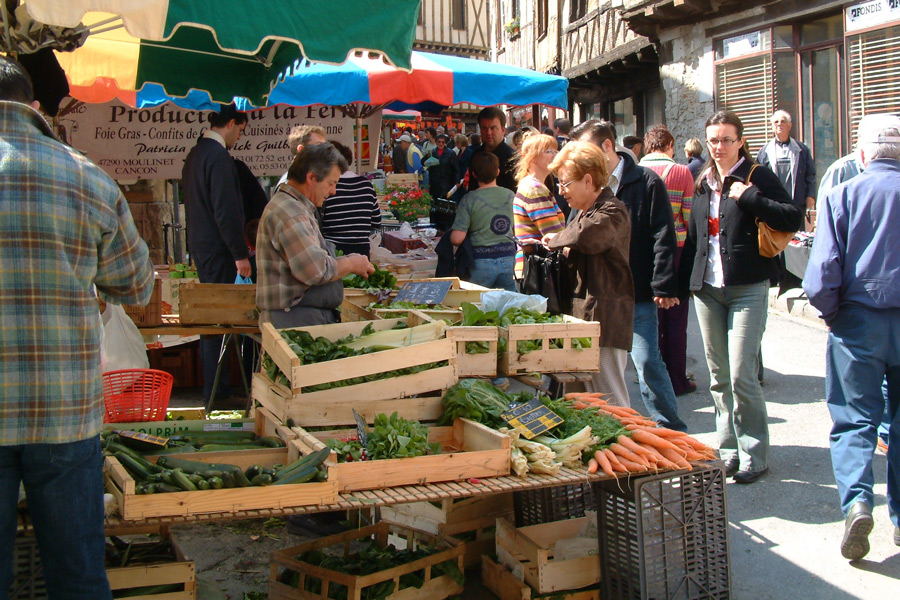 Marché Dimanche Issigeac
